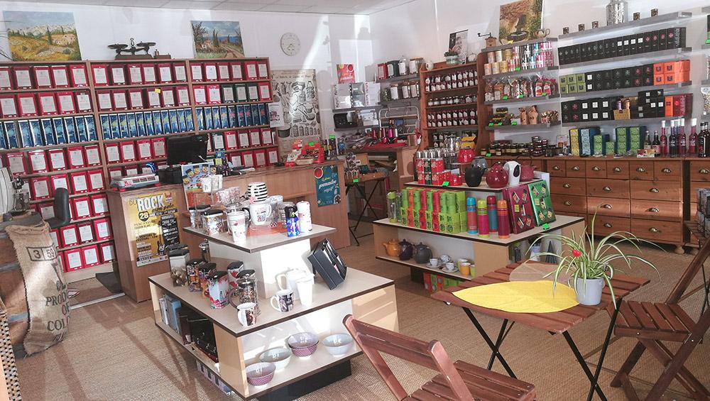 Épicerie fine à Carbon-Blanc : Le Jardin des Arômes